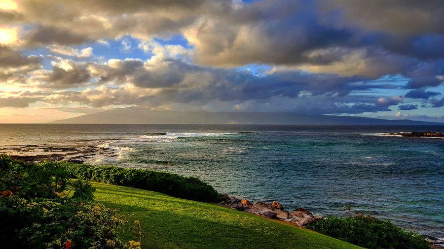Sea Beach Cloud