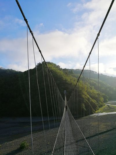 Bokod 02 | Cloud - Sky Hanging No People Chain Outdoors Sky Day Tree Nature Hanging Bridge Countryside Country Mountain Beauty In Nature Nature Landscape Tree Rural Scene Field Country Side Scenics Hill Bridge Hanging Bridge Nature Lover