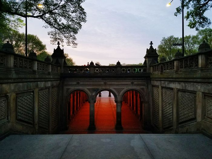 Architecture Travel Destinations History Central Park Bethesda Terrace New York City The Architect - 2017 EyeEm Awards Neighborhood Map Place Of Heart
