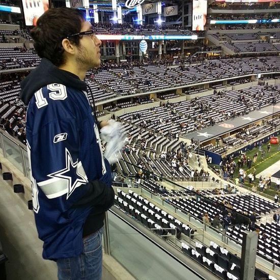 DC4L Cowboys CowboysNation  Cowboysstadium TRUEBLUE TRUEDCFAN HIS1stGAME