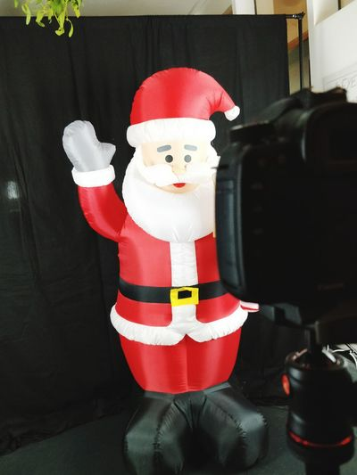 Xmas Party Decoration Santa Red No People Doll Indoors  Close-up Day