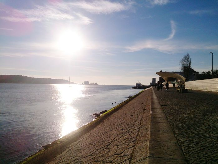 Maat Belém Day Trip Must-see Architecture Museum Tejo Sunset Light Play Relaxing