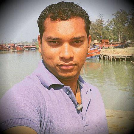 Selfie at Digha Beach