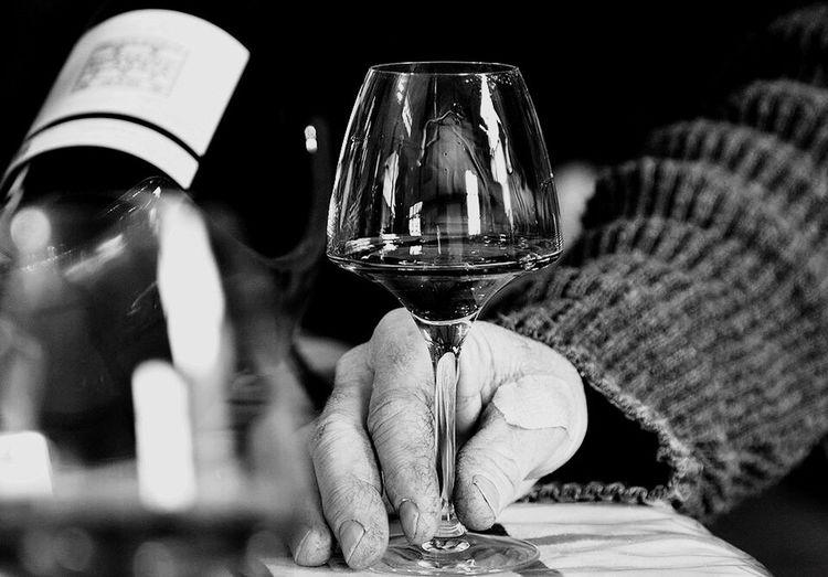 Liquid Lunch Wine Tasting Vinyard Handmade Hand Wrinkled Skin Pays Basque Irouleguy EyeEm Best Shots EyeEm Best Edits EyeEm Best Shots - Black + White