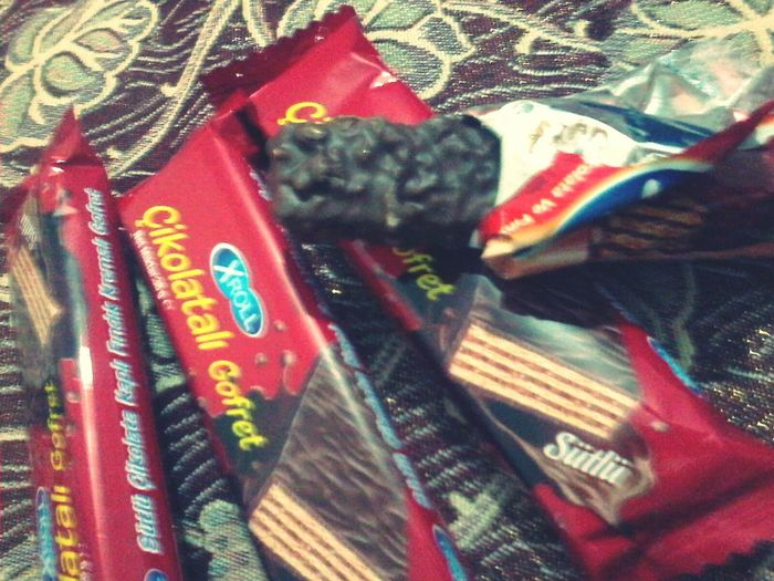 Good Times Chocolate #gofre #food