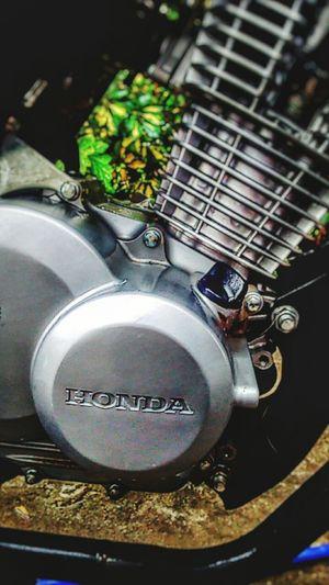 Honda Cb125 First Eyeem Photo
