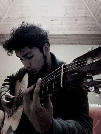 ... PlayingGuitar Music Allnight
