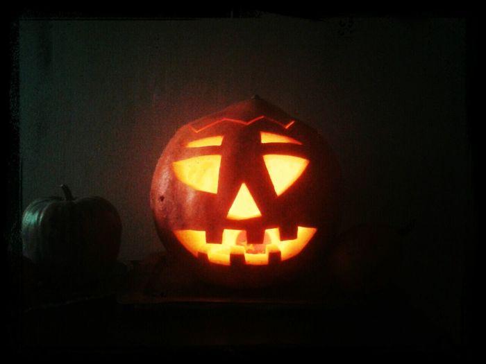А вы готовы к Хеллоуину?