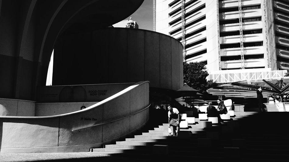 Blackandwhite Streetphotography - Osanpo Camera Open Edit