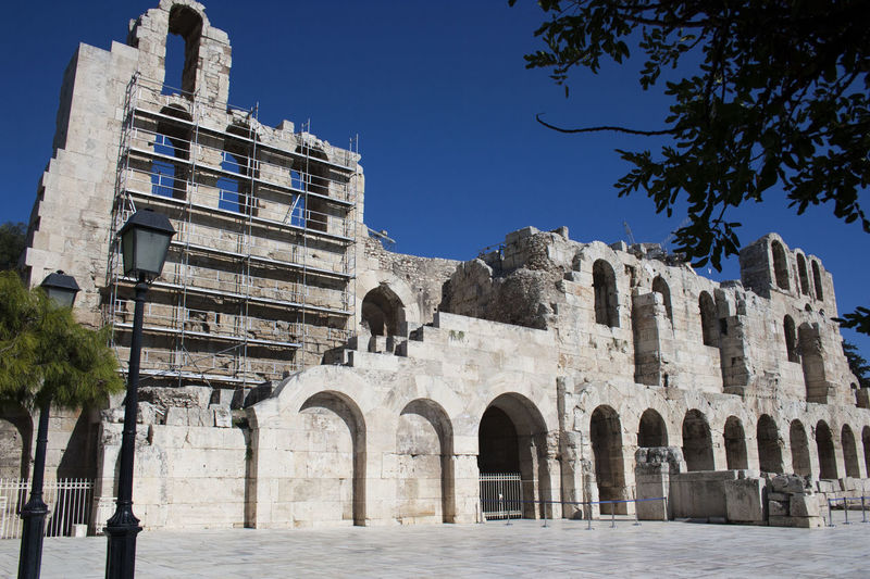 Atene Croatia Greek Landscape Monuments Sea Vacancy First Eyeem Photo
