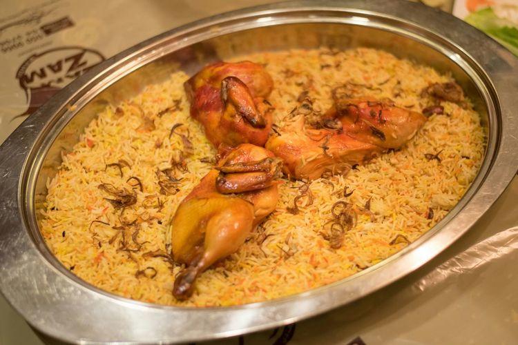 Food Porn Awards Mandi Madbhi Rice Chicken Traditional Arabicfood  Yemenifoood Yemenicuisine