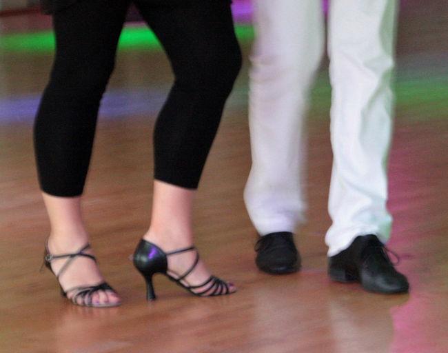 Enjoying Life Dancing Shoes Of The Day