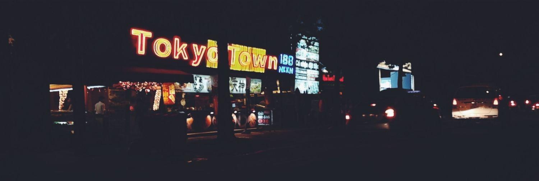 SΔI GΩΠ lên đèn Saigon Night Light Tokyo