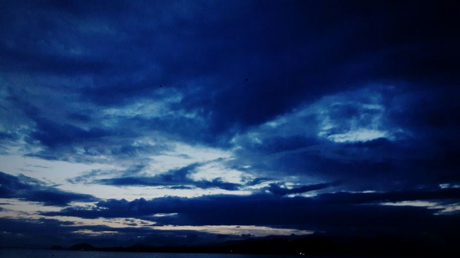 Sky has no limits and it in itself is a resolution of infinity. Dramatic Sky Thunderstorm Beauty In Nature