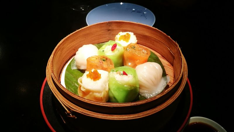 EyeEm Selects Food And Drink Food Chinese Food Dumpling  Chinese Dumpling Dim Sum Indoors