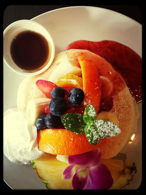 Puncake Cafe caf