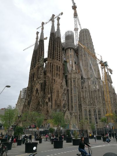 Barcelona, Spain Catedral On Sale Sagradafamiliabarcelona Gaudì Architecture Work My Best Photo Politics And Government Ancient Civilization City Place Of Worship Pyramid Spirituality Ancient Religion History Old Ruin Civilization Archaeology Ancient History Monument Bas Relief Office Building