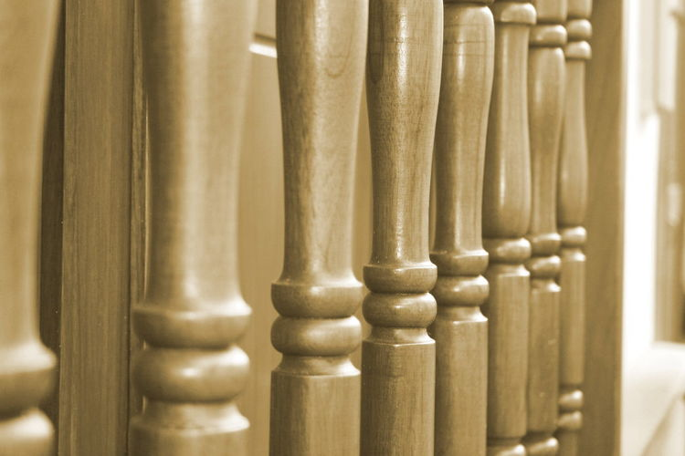 Architectural Column Chess Chess Piece Close-up Day Indoors  No People Wood - Material Wood, Carpenter, Railing, Sepia, Parallel, No People, Rhythm, Art, Bars, Bars, Internal, Coffee