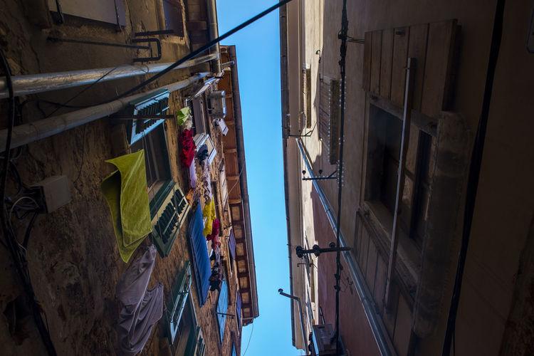 Alley in Rovinj