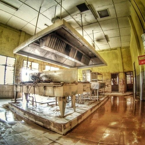 Bahagian dapur di sekolah kebangsaan limau kasturi . Totally mud! Prayforpantaitimur Mud Kitchen Cooking Disaster Kelate