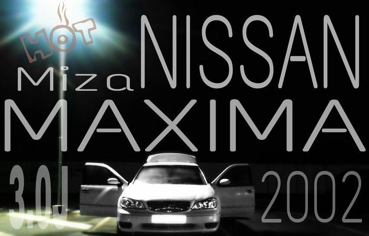 Nissan Maxima Car Wax