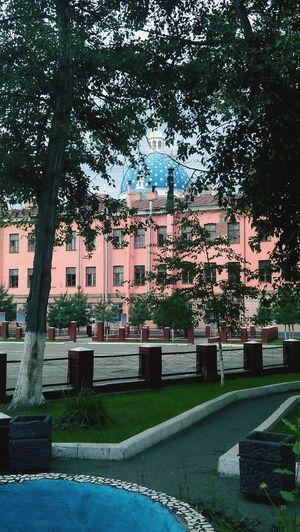 Восковая часть 5402 внутренние войска МВД измайловский собор Лето 2014 My Sity, Army Russia Saint-Petersburg