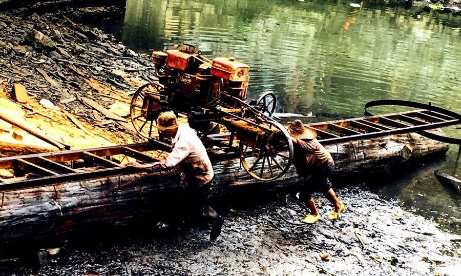 toil Working Men First Eyeem Photo