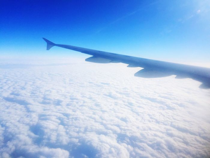 Travel 趴趴走 EDP。P Airplane Sky Sky_collection 飛 Clouds Cloudporn 天空 雲