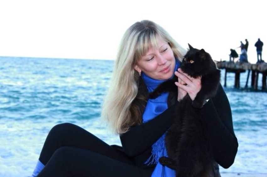 Sea Cat Krimea Homeless Cats