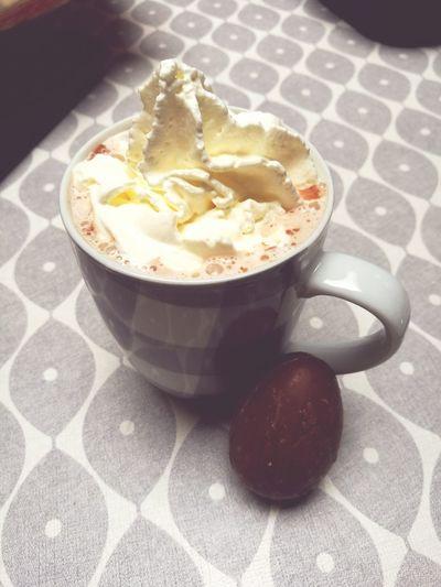 Hot chocolat