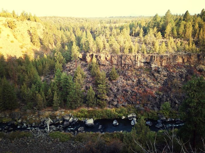 Bend oregon hiking
