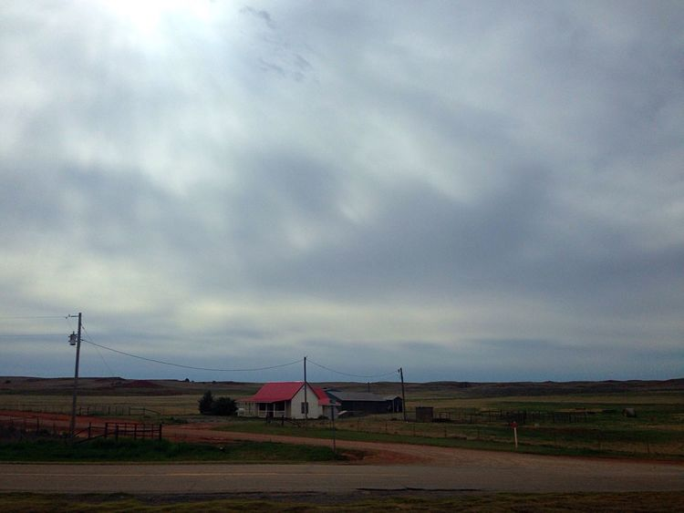 Road tripping/Somewhere in Oklahoma Landscapes With WhiteWall Wideopenspaces BigSkyCountry Landscape_Collection