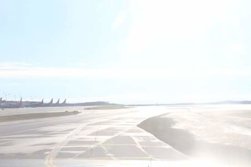 Airport Airport Runway Airplane Transportation Sunlight Sky Outdoors Day Cloud - Sky Landscape Travel Blue Airfield No People Scenics Aerospace Industry Commercial Airplane Nature Baltimore Atlanta International Airport Delta Airlines EyeEmNewHere Air Vehicle Sky And Clouds Beautiful