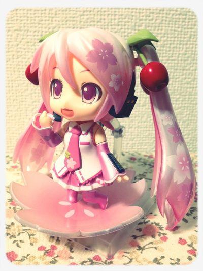 桜ミクかわいいいいええええああああああ/////