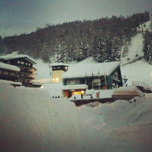 Winter Snow Cold Mountain