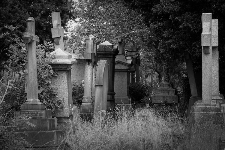 Cemetery Burial