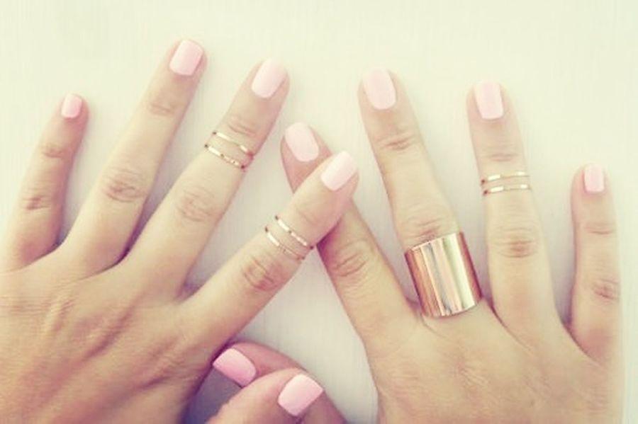 Pinknails Rings