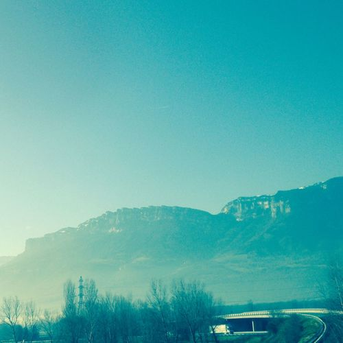 The French Alpes
