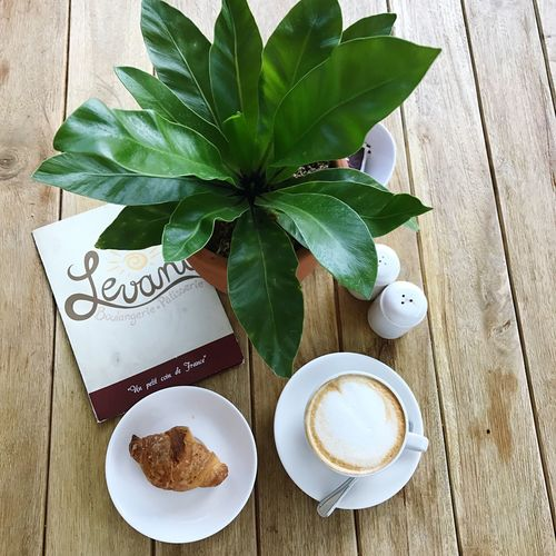 Levant-Boulangerie, Patisserie. Nice place to refreshing your brain. Alone and read.. and croissant & Pizza A Place By ITag Coffee Time With Friend By ITag The City I Live In Coffee By ITag