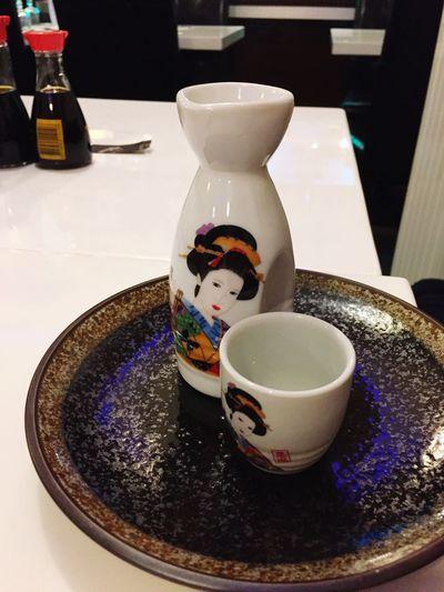 Sake Food And