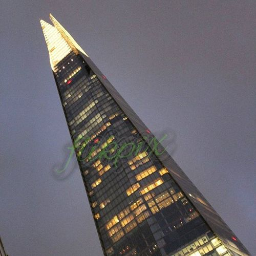 The Shard is never boring or tiring. One of the most iconic buildings in the world. Buildings Buildingstylesgf Photographer lookingupatbuildings London Theshard Buildingsatnight Buildingsinlondon Greatbuildings