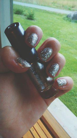 Nailpolish oriflame glitter