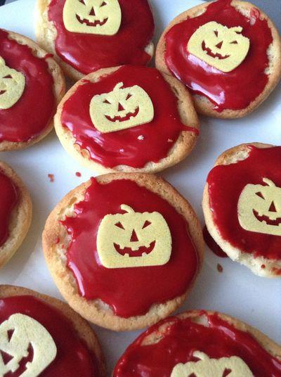 Halloween treats from last weak:)