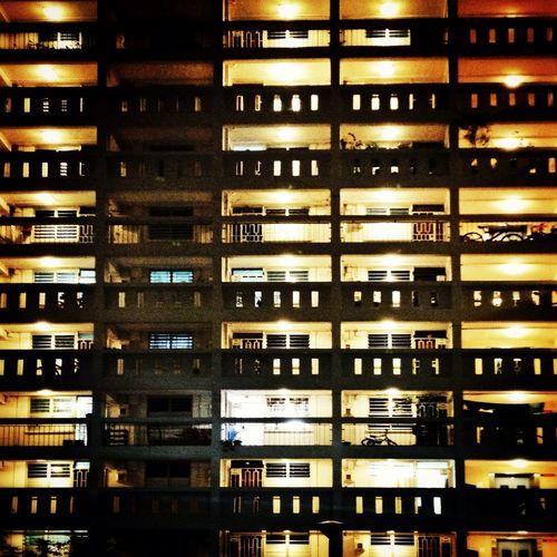 Houses Flats HDB Shoe Boxes