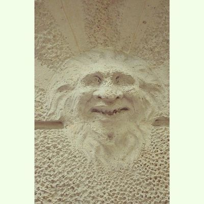 Why_not Cool Look Place France ile_de_france france paris Paris like like4like photooftheday photo pic picoftheday bestoftheday picture strange monster faune mur wall art