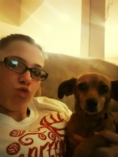 My Puppyy!!(: