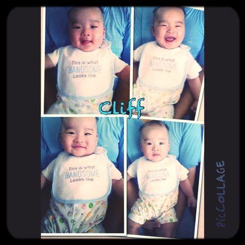 My Nephew Cliff Ryu Lawata