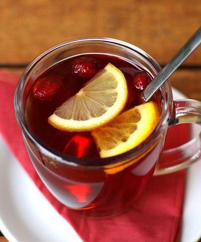 Tea Cold Winter ❤💪✴