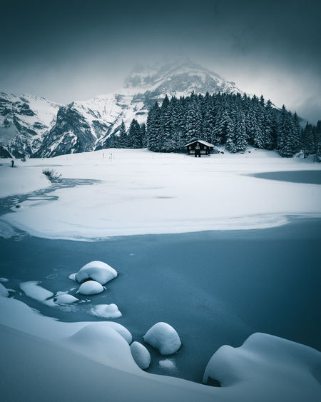 The Week On EyeEm Beauty In Nature Cold Temperature Frozen Ice Iceberg Lake Landscape Mountain Mountain Range Nature No People Outdoors Scenics Sky Snow Snowcapped Mountain Tranquil Scene Tranquility Tree Water Weather White White Color Winter