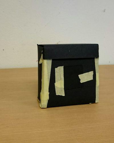 My first Pinhole Camera Pinhole Camera